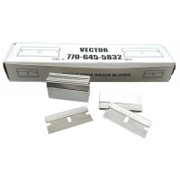 Vector Heavy Duty Razor Blades
