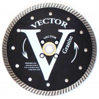 Vector Turbo Blade 6""