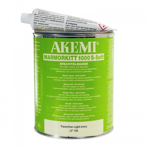 Akemi Travertine Filler 900 ML
