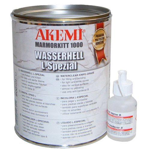 Akemi Water Clear Knife Grade 900 ML