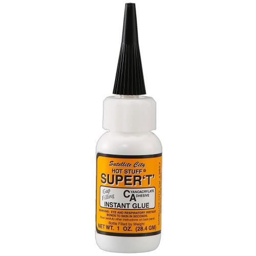 Hot Stuff Chip Repair Medium Orange