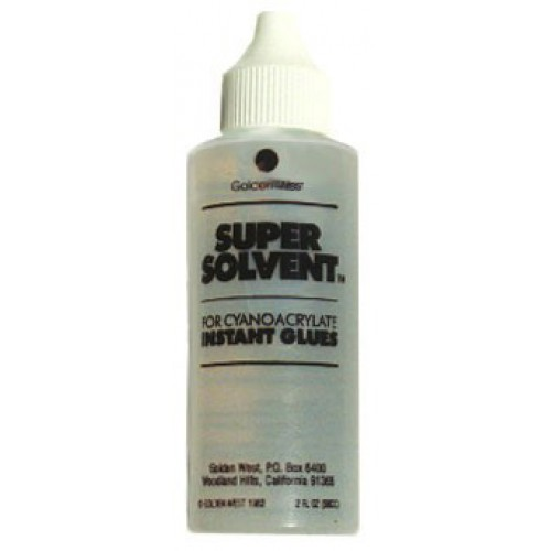 Hot Stuff Super Solvent 2oz.