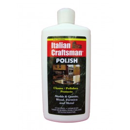 Italian Craftsman Polishing Wax 16 OZ