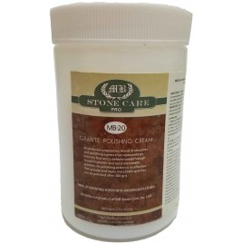 MB20 Granite Polishing Cream 1/2lb (8.5oz)