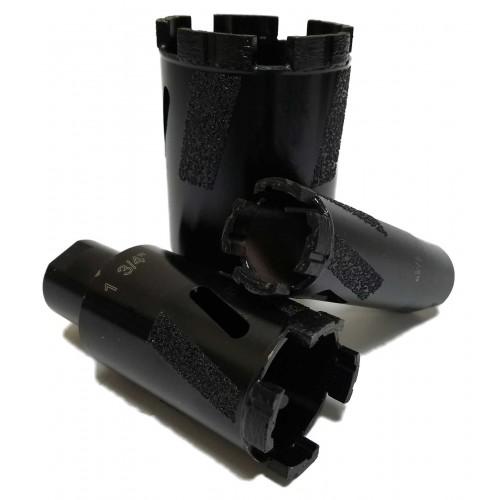 Vector Black Dry Core Bits
