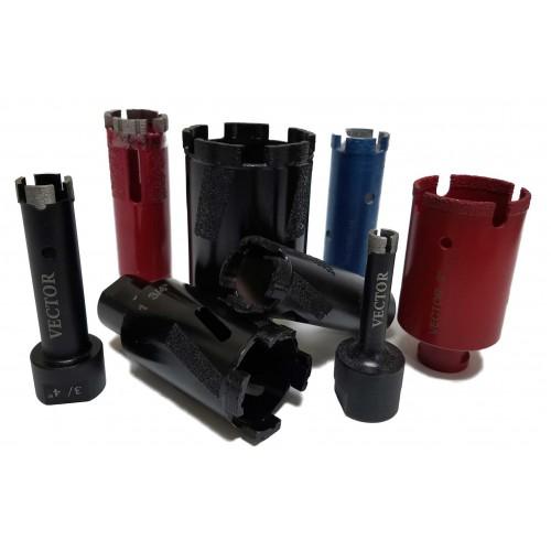 Vector Dry Core Bits