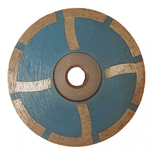 Vector Echo Resin Cup Wheels - 4""