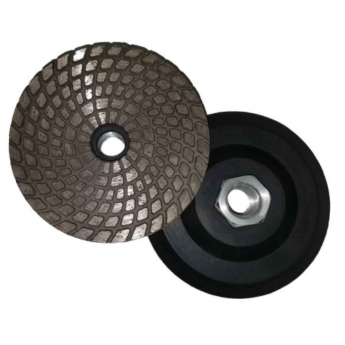 Vector Sintered Cup Wheels - 4""