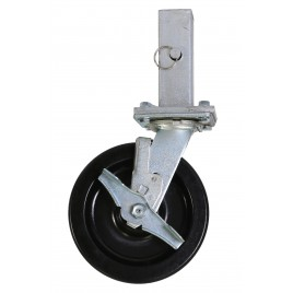 "Groves Swivel Caster 5"" Diameter X 2"" Wide"