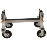 "Groves Aluminum Install Carts 36"" Long x 24"" Wide x 23"" High"