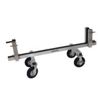"Groves Aluminum Install Carts 68"" Long x 24"" Wide x 23"" High"
