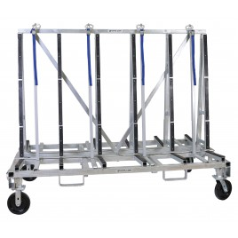 "Groves Heavy Duty Transport Rack  82"" Long x 44"" Wide x 58"" High (4,000lb Capacity)"