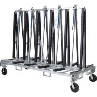 "Groves Heavy Duty Transport Rack 96"" Long x 44"" Wide x 70"" High (4,000lb Capacity)"