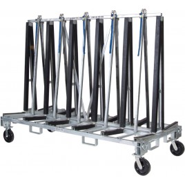 "Groves Heavy Duty Transport Rack 96"" Long x 44"" Wide x 70"" High (4,000lb Capacity)"