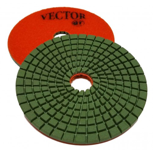 Vector GT Wet Pads - 4""""