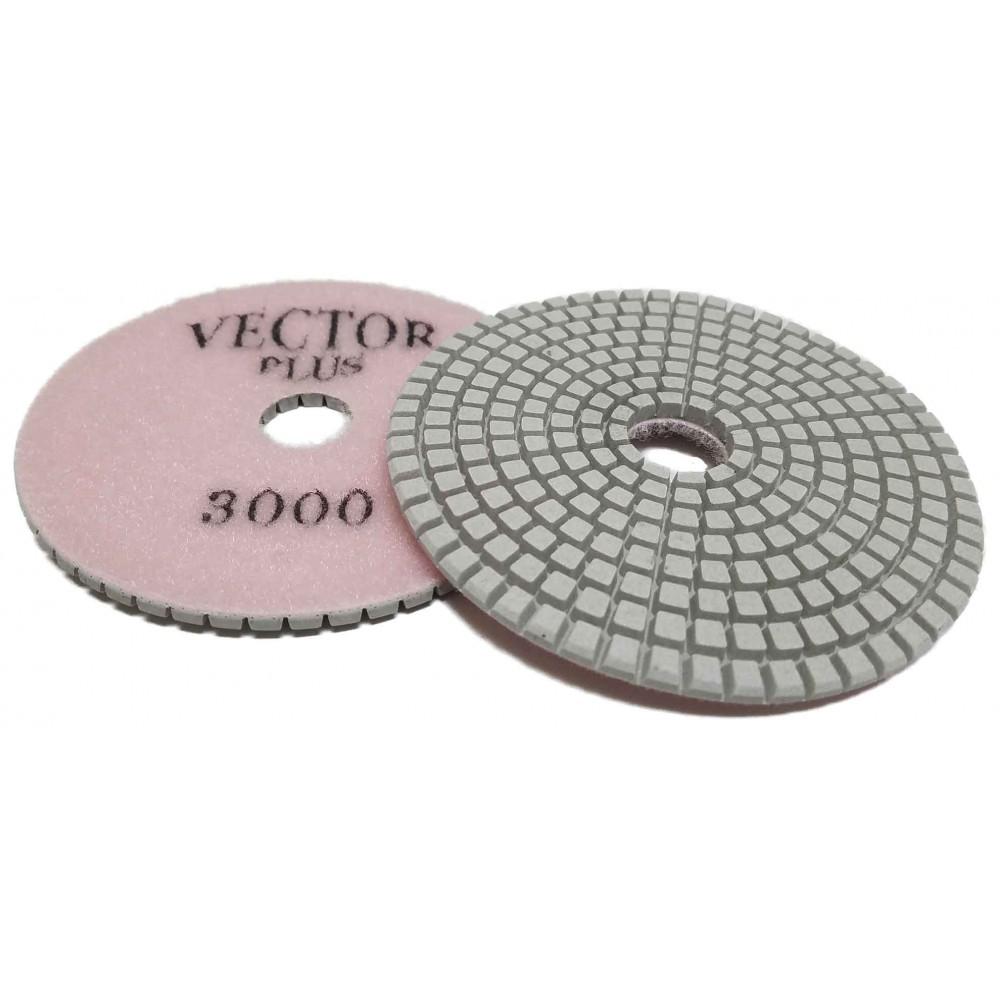 Vector Wet Polishing Pads 4