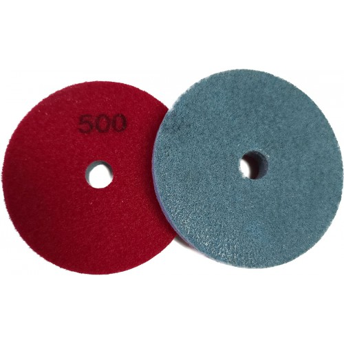 Vector Surface Pro Polishing Pads - 4""
