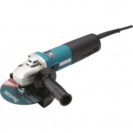"9566CV - 6"" Makita Variable Speed Angle Grinder (S/N"