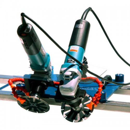 Blue Ripper Miter Master Rail Saw For 2 to 3cm Material. (NO RAILS)