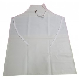 Vector Plus White Apron Heavy Duty