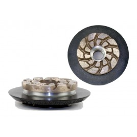 "Seam Phantom 2"" Cup Wheel"
