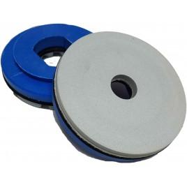 "Snail Lock Bullnose Polishing Disc 5"" 50 Grit"